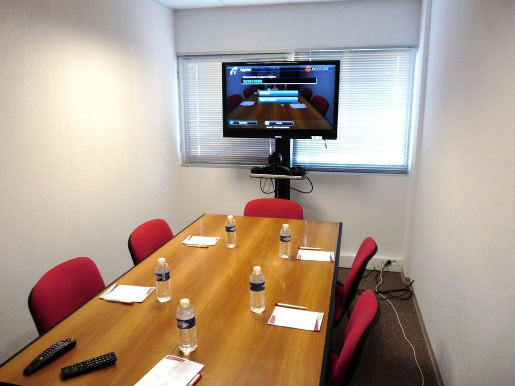 Salle de réunion visioconférence séminaires sur montpellier