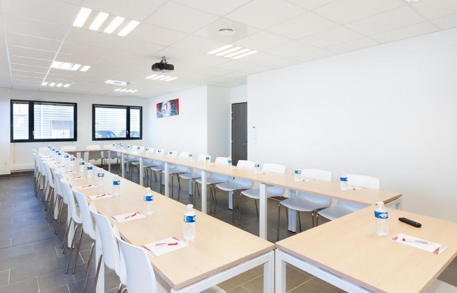 Salles De Formation Sur Montpellier Pour 40 Personnes